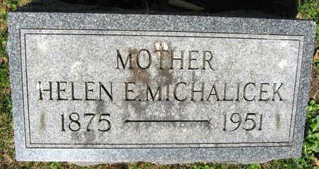 MICHALICEK, HELEN E. - Linn County, Iowa   HELEN E. MICHALICEK
