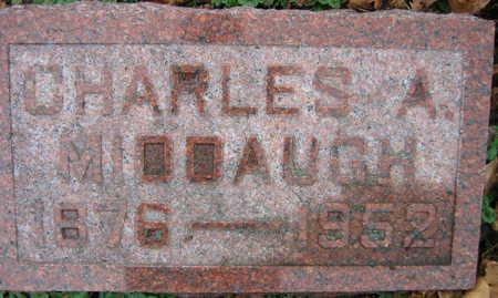 MIDDAUGH, CHARLES A. - Linn County, Iowa | CHARLES A. MIDDAUGH