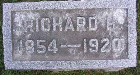 MIELL, RICHARD H. - Linn County, Iowa | RICHARD H. MIELL