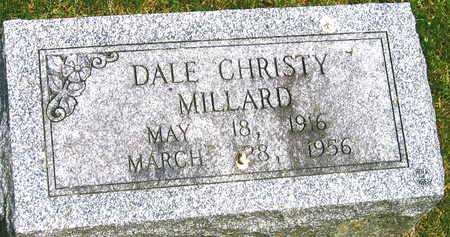 MILLARD, DALE CHRISTY - Linn County, Iowa | DALE CHRISTY MILLARD