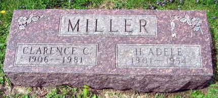 MILLER, CLARENCE - Linn County, Iowa | CLARENCE MILLER