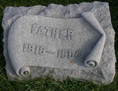 MILLER, FATHER - Linn County, Iowa | FATHER MILLER