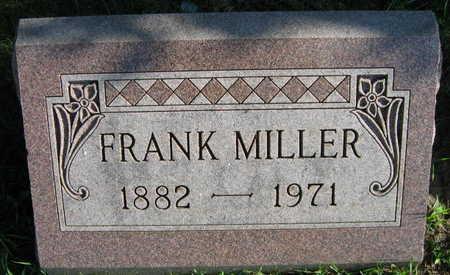 MILLER, FRANK - Linn County, Iowa | FRANK MILLER