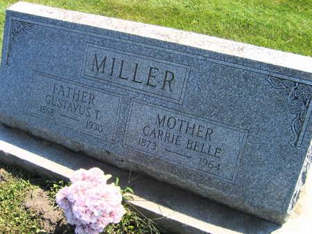 MILLER, GUSTAVUS T. - Linn County, Iowa | GUSTAVUS T. MILLER