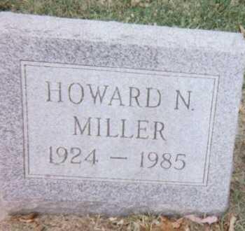 MILLER, HOWARD N. - Linn County, Iowa | HOWARD N. MILLER