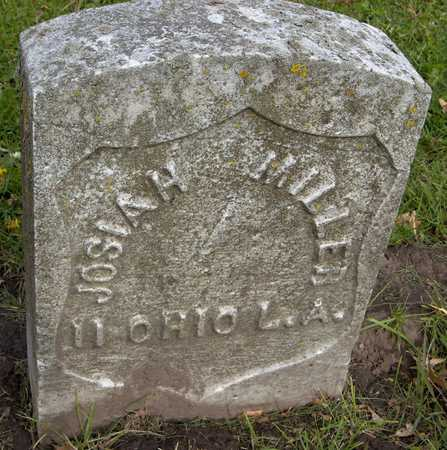 MILLER, JOSIAH - Linn County, Iowa | JOSIAH MILLER