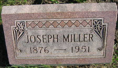 MILLER, JOSEPH - Linn County, Iowa   JOSEPH MILLER