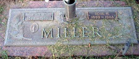 MILLER, MIKE J. - Linn County, Iowa | MIKE J. MILLER