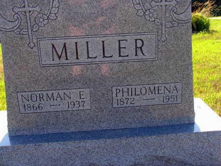 MILLER, PHILOMENA - Linn County, Iowa | PHILOMENA MILLER