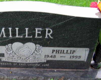 MILLER, PHILLIP - Linn County, Iowa | PHILLIP MILLER