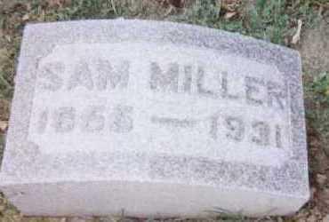 MILLER, SAM - Linn County, Iowa | SAM MILLER