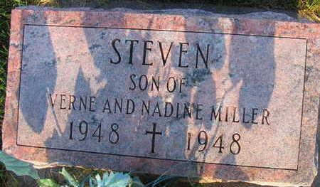 MILLER, STEVEN - Linn County, Iowa   STEVEN MILLER