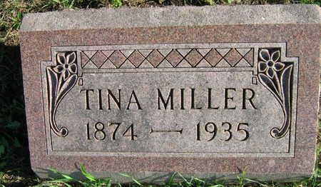 MILLER, TINA - Linn County, Iowa | TINA MILLER