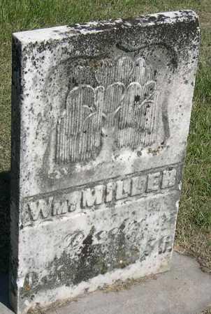 MILLER, WM. - Linn County, Iowa | WM. MILLER