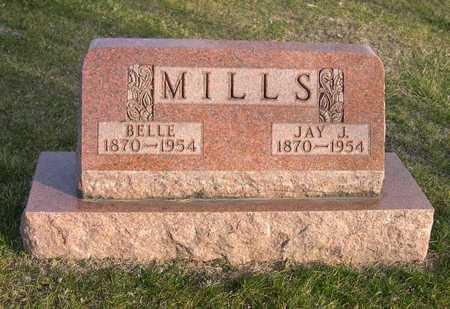 MILLS, BELLE - Linn County, Iowa | BELLE MILLS