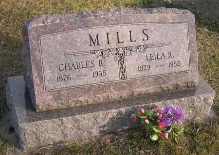 MILLS, LEILA R. - Linn County, Iowa | LEILA R. MILLS