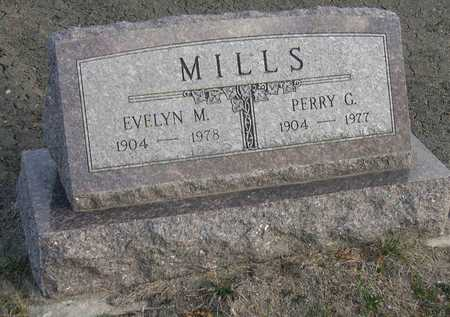 MILLS, PERRY G. - Linn County, Iowa | PERRY G. MILLS