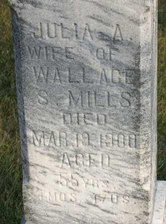 MILLS, JULIA A. - Linn County, Iowa | JULIA A. MILLS