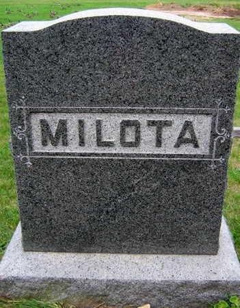 MILOTA, FAMILY STONE - Linn County, Iowa | FAMILY STONE MILOTA