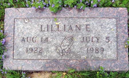 MINAR, LILLIAN E. - Linn County, Iowa | LILLIAN E. MINAR
