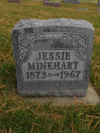 MINEHART, JESSIE - Linn County, Iowa | JESSIE MINEHART