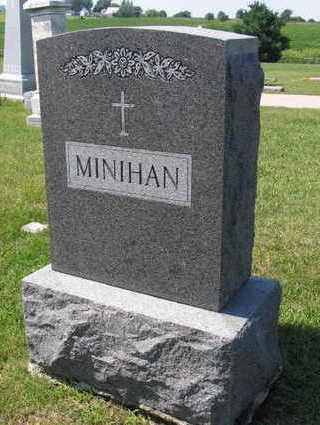 MINIHAN, FAMILY STONE - Linn County, Iowa | FAMILY STONE MINIHAN