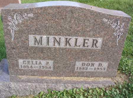MINKLER, CELIA P. - Linn County, Iowa | CELIA P. MINKLER