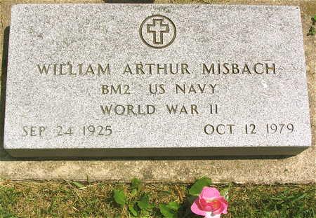 MISBACH, WILLIAM ARTHUR - Linn County, Iowa | WILLIAM ARTHUR MISBACH