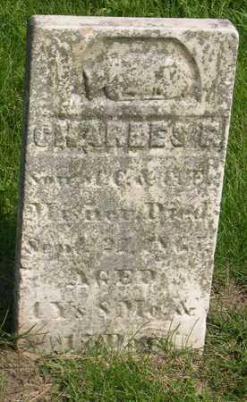 MISNER, CHARLES R. - Linn County, Iowa | CHARLES R. MISNER