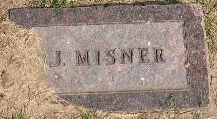 MISNER, J. - Linn County, Iowa   J. MISNER