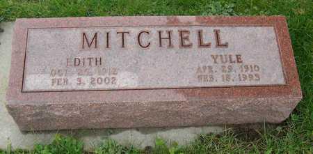 MITCHELL, YULE - Linn County, Iowa | YULE MITCHELL