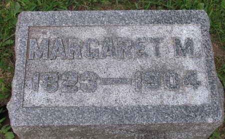 MITCHELL, MARGARET M. - Linn County, Iowa   MARGARET M. MITCHELL