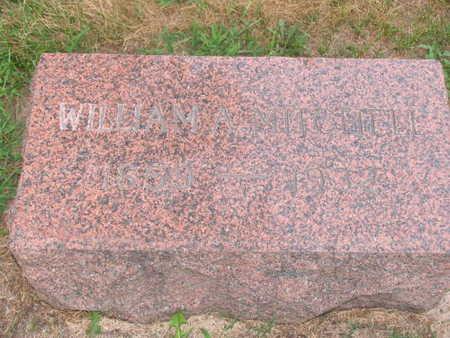 MITCHELL, WILLIAM A. - Linn County, Iowa | WILLIAM A. MITCHELL