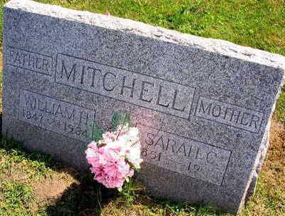 MITCHELL, WILLIAM H. - Linn County, Iowa | WILLIAM H. MITCHELL