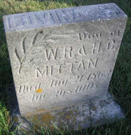 MITTAN, LOVINA - Linn County, Iowa | LOVINA MITTAN