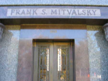 MITVALSKY, FRANK S. - Linn County, Iowa | FRANK S. MITVALSKY