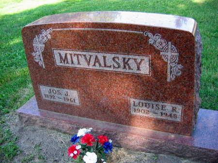 MITVALSKY, LOUISE R. - Linn County, Iowa | LOUISE R. MITVALSKY