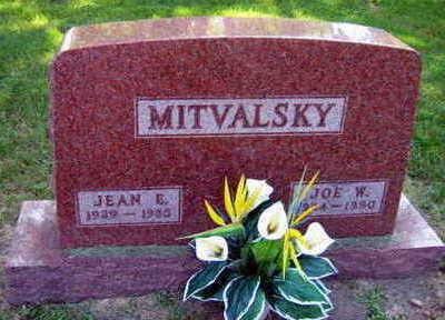 MITVALSKY, JEAN E. - Linn County, Iowa | JEAN E. MITVALSKY