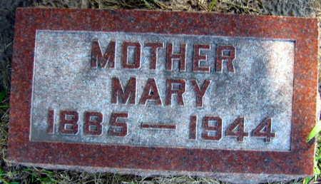 MITVALSKY, MARY - Linn County, Iowa   MARY MITVALSKY