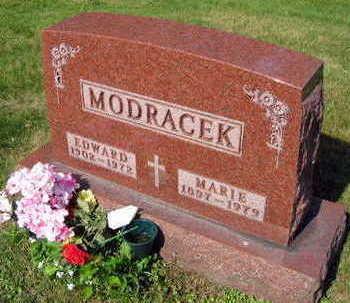 MODRACEK, MARIE - Linn County, Iowa | MARIE MODRACEK