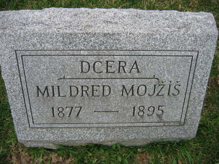 MOJZIS, MILDRED - Linn County, Iowa | MILDRED MOJZIS