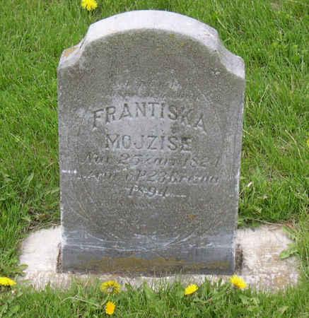 MOJZISE, FRANTISKA - Linn County, Iowa | FRANTISKA MOJZISE