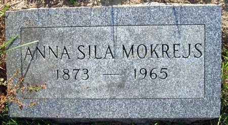 SILA MOKREJS, ANNA - Linn County, Iowa | ANNA SILA MOKREJS