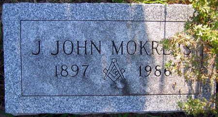 MOKREJS, J. JOHN - Linn County, Iowa | J. JOHN MOKREJS