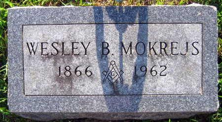 MOKREJS, WESLEY B. - Linn County, Iowa | WESLEY B. MOKREJS