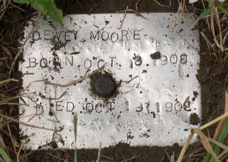 MOORE, DEWEY - Linn County, Iowa | DEWEY MOORE