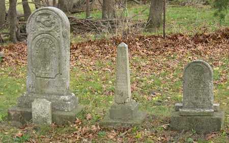 MOORE, FAMILY PLOT - Linn County, Iowa   FAMILY PLOT MOORE