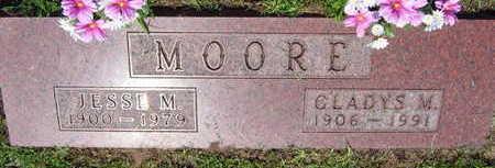 MOORE, JESSIE M. - Linn County, Iowa | JESSIE M. MOORE