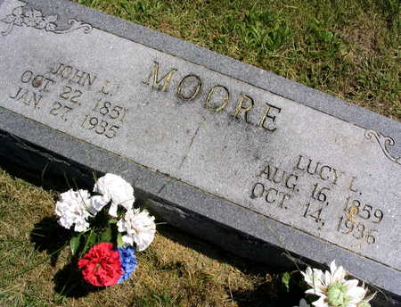 MOORE, LUCY L. - Linn County, Iowa | LUCY L. MOORE