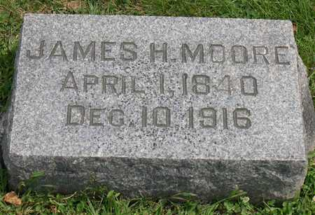 MOORE, JAMES H. - Linn County, Iowa | JAMES H. MOORE